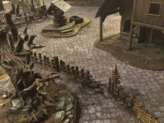 Wargaming Gaming Mats Terrain And Accessories