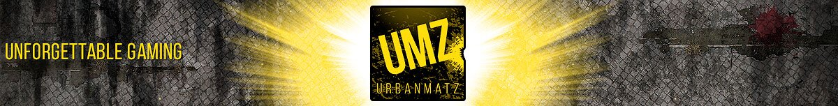 Game Mats, Play Mats, all is UrbanMatZ !