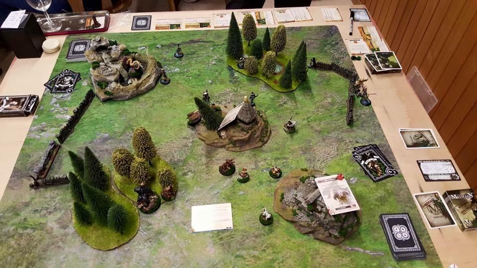 Grassland 3 X3 Game Mat