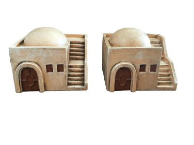 Desert Buildings 2pcs