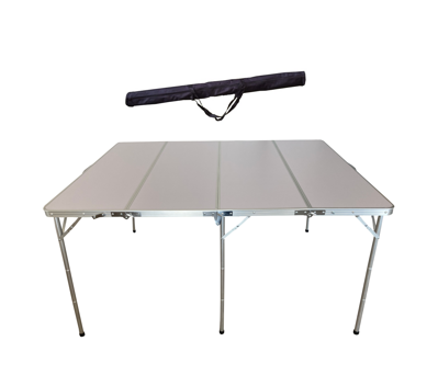 44''x60'' Folding Table + 44''x60'' Doublesided Game Mat