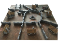 Medieval City Walls 40pcs