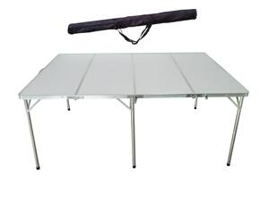 6'x4' Folding Table + 6'x4' Doublesided Game Mat