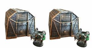 Scifi type D 2pcs