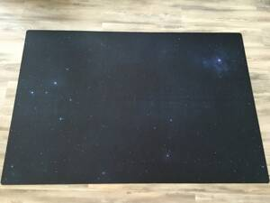 Space 6'x4'