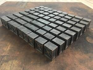 Industrial Walls 60pcs